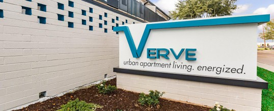 Renovations are now complete at Verve<BR><BR>